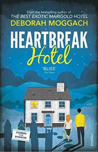 Booknaround Review Heartbreak Hotel By Deborah Moggach border=