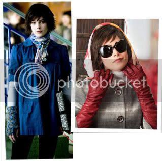 Twilight Saga New Moon Movie Fashion Guide