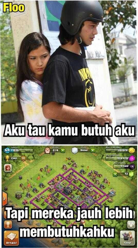 Meme Clash of Clans 7