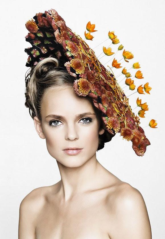 Stine Heilmann, Botanic Couture Flower Beauty