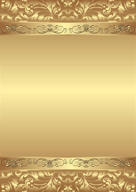 Luxury Golden vector background 01   Vector Background