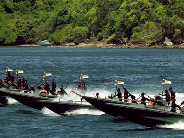 Sri Lankan Navy arrests four TN fishermen