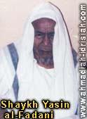 Shaykh Yasin al-Fadani