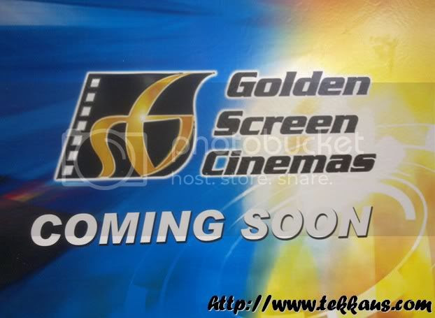 GSC Cinema Jusco Melaka,Cinema Jusco Malacca,Golden Screen Cinema