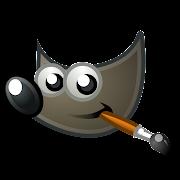 GIMP(パソコン)で画像に丸(〇)をつける
