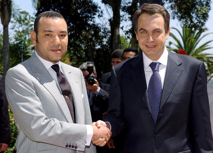 Zapatero, padrino de una entidad fantasma que atenta contra la autodeterminación del pueblo saharaui.
