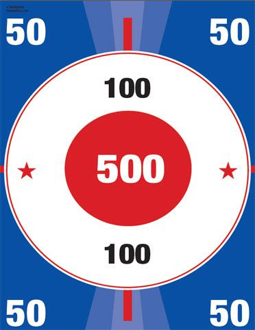 1000+ images about Printable targets on Pinterest | Target ...
