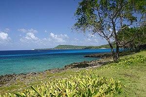 English: Island of San Andrés