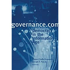 Governance.Com: Democracy in the Information Age