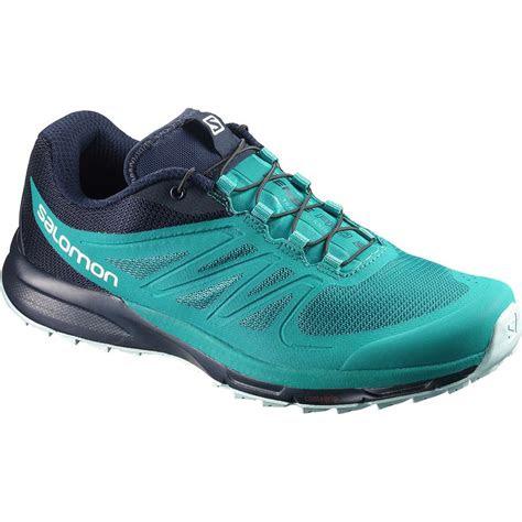 salomon sense pro  running shoe womens backcountrycom