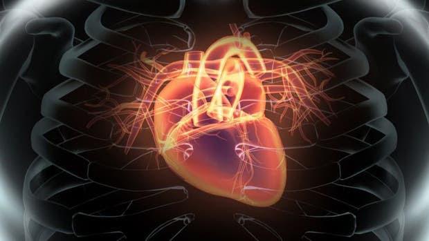 El estudio concluyó que los hombres con niveles más altos de troponina en la sangre tenían mayor probabilidad de sufrir un ataque al corazón