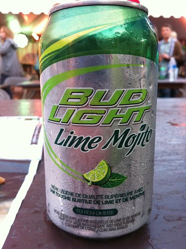 Skunkworth's Barleyslime: Bud Light Lime Mojito by Cody La Bière