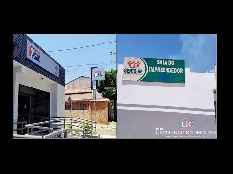 WEB TV - PONTO SAC E SALA DO EMPREENDEDOR, SENTO-SÉ