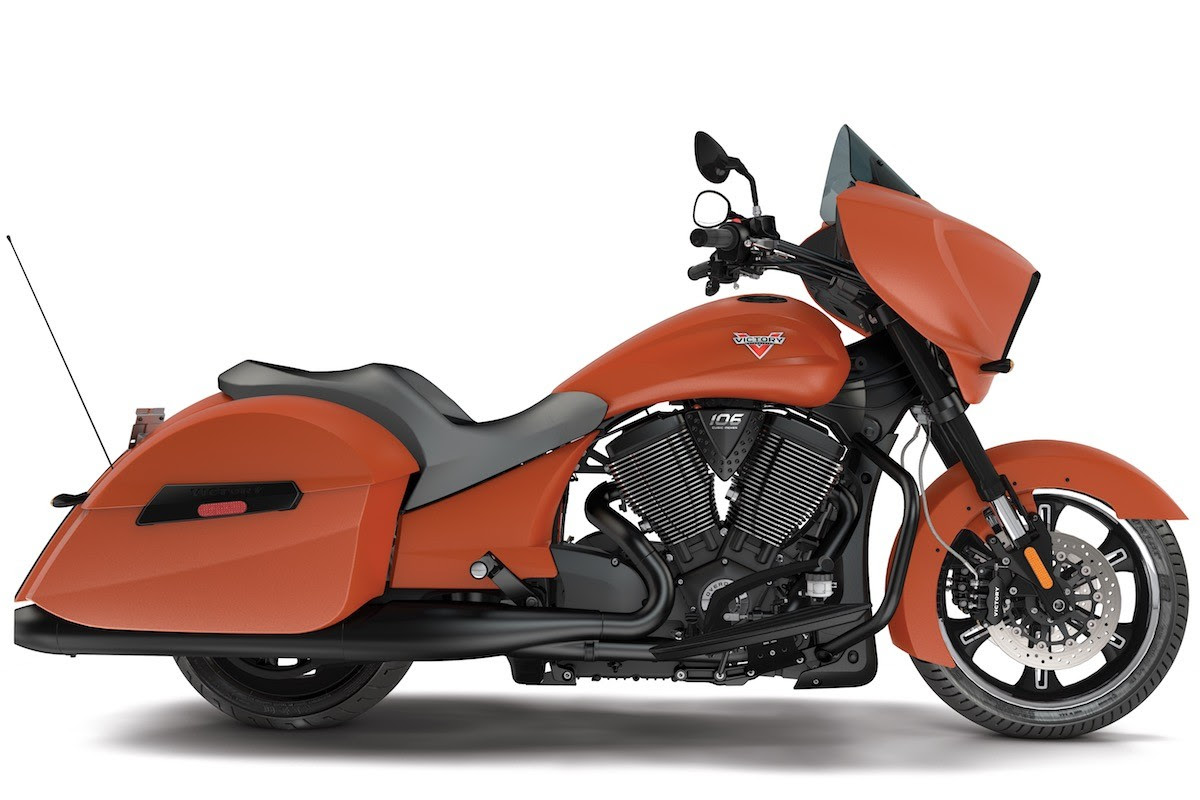 Victory Motorcycles 2017 Lineup Revealed Autoevolution