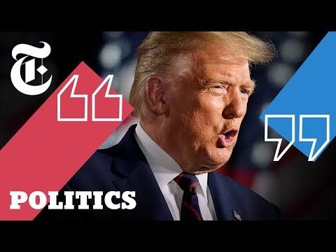 Key Takeaways From Trump's R.N.C. Speech | 2020 Elections
