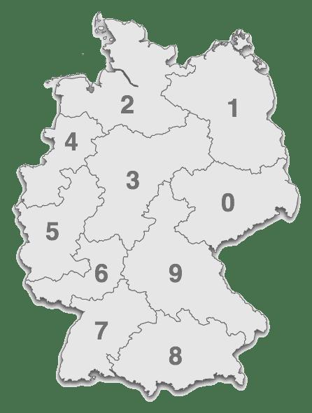 plz deutschland