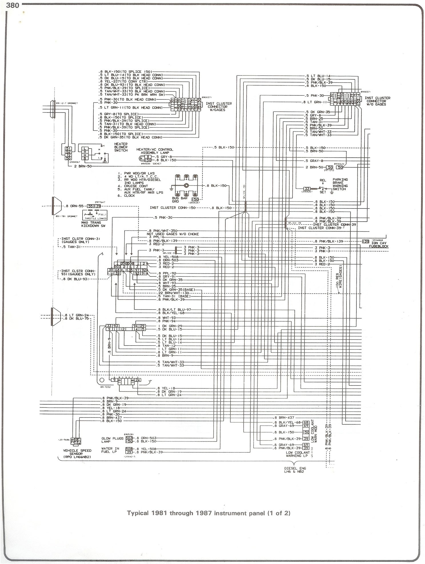 2e08dbd 83 Chevy Alternator Wiring Diagram Wiring Library