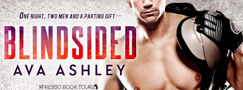Reveal: Blindsided by Ava Ashley + GIVEAWAY