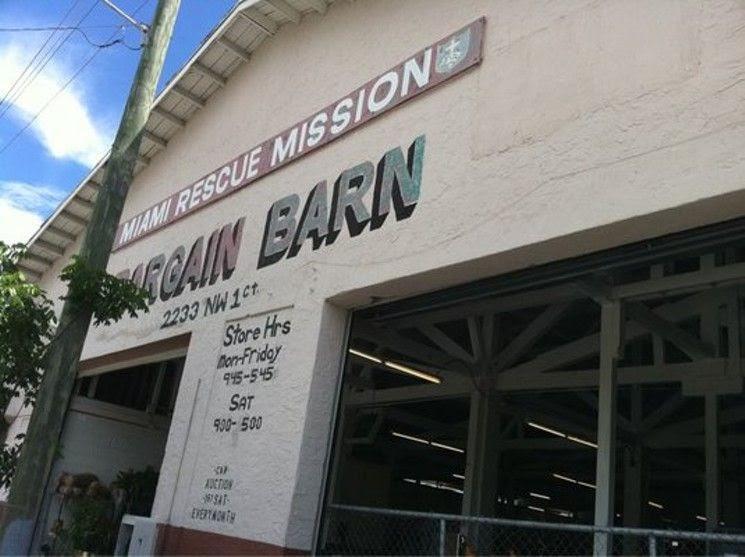 Miami Rescue Mission Bargain Barn - HOME DECOR