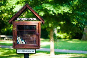 East Parkway Little Free Library