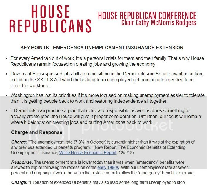 Liberty, Equality, Fraternity, and Trees: House GOP ...