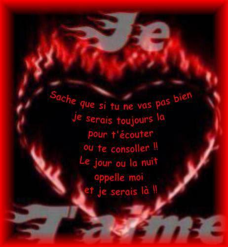 Dire je t'aime par poème d'amour & SMS d'amour