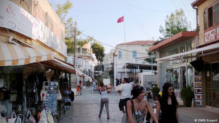Bildergalerie Zypern (DW/B.Riegert)