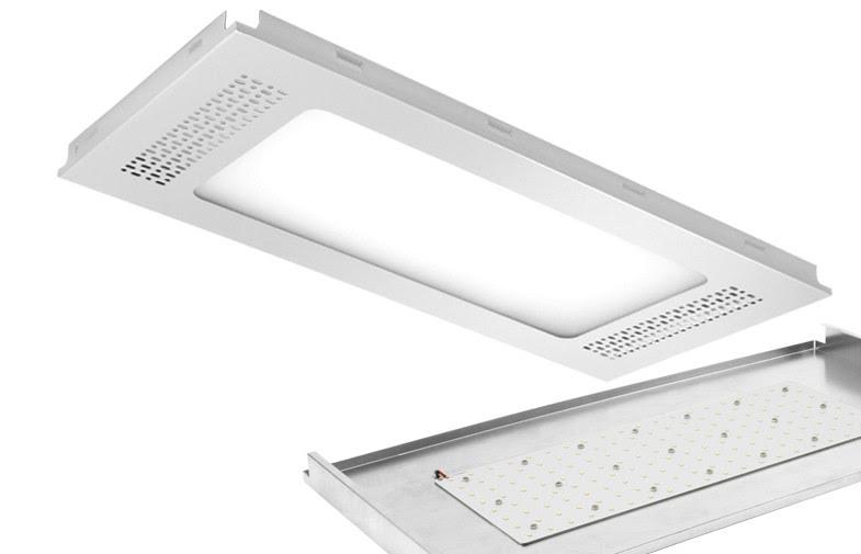 300x600mm Ultra Thin LED Panel Light LED Kitchen Light for Under Cabinet