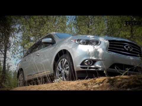 2013 Infiniti JX35 test drive and review