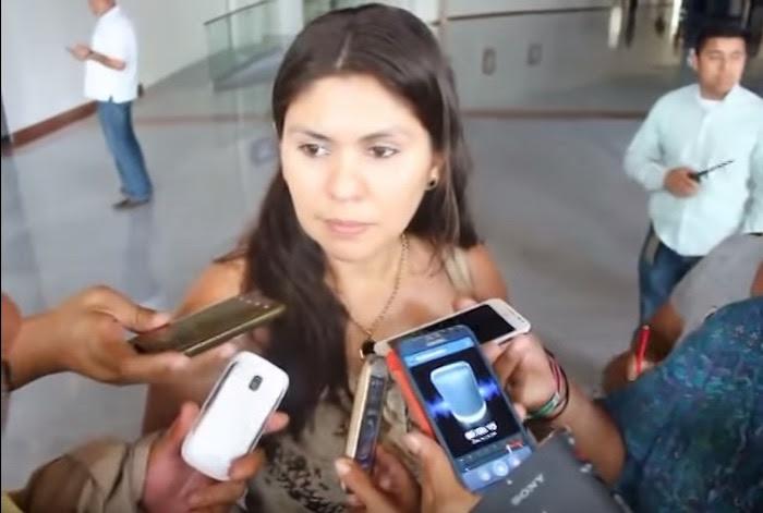 La polémica Alcaldesa. Foto: Captura de pantalla