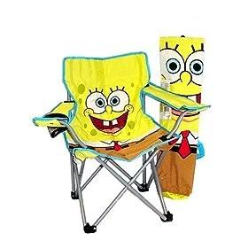 Furniture Amp Decor Kids Spongebob Sqaurepants Folding Chair