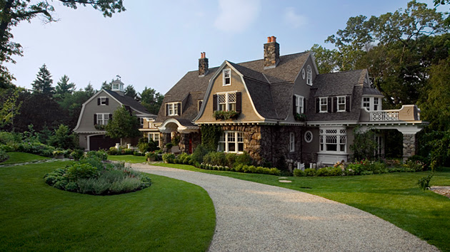 20 Different Exterior Designs of Country Homes  Home Design Lover