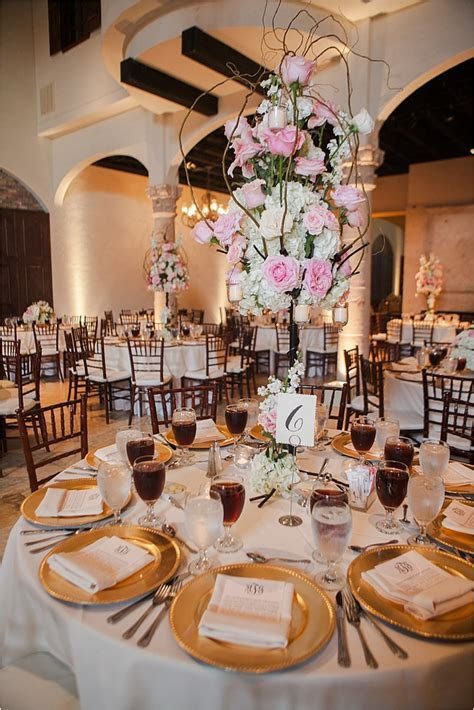 Blush, Ivory and Gold Wedding at the Bell Tower on 34th