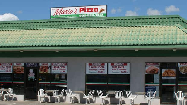 The owner of Super Mario's pizza in Port Colborne, told CBC News he was approached two years ago by a Fort Erie man offering to supply cases of contraband U.S. cheese.
