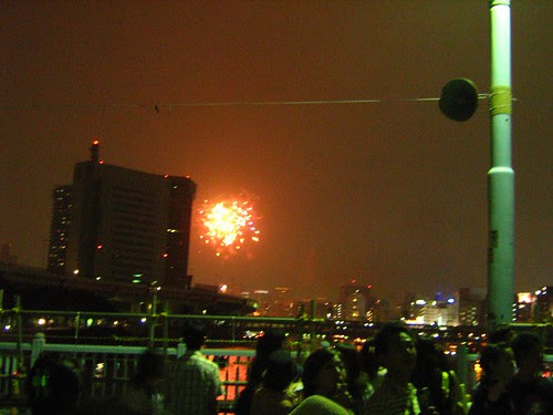 The 31st Sumida River Fireworks! 1
