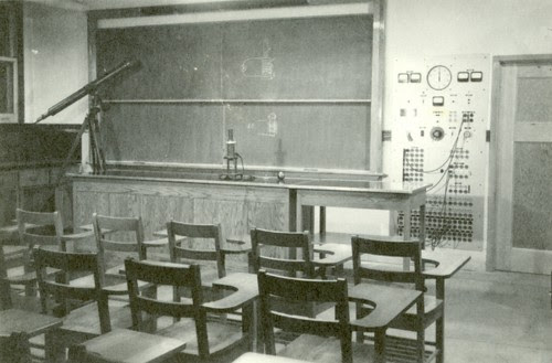 Science Hall, Goshen College by Mennonite Church USA Archives