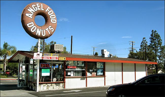 Mrs Chapman S Angel Food Donuts