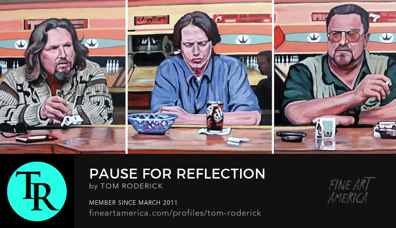 Pause for Reflection by Boulder artist Tom Roderick
