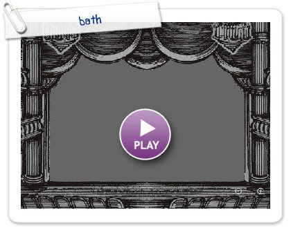 Click to play bath