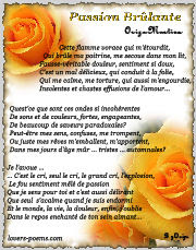 Poème de Oriza Martins