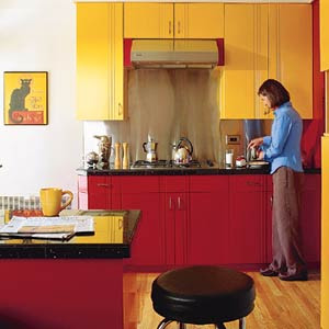 30 Low-Cost Cabinet Makeovers from Better Homes and Gardens