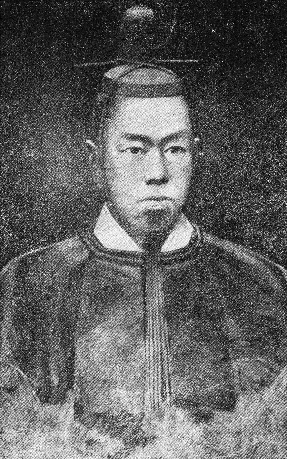 ファイル:The Emperor Komei.jpg