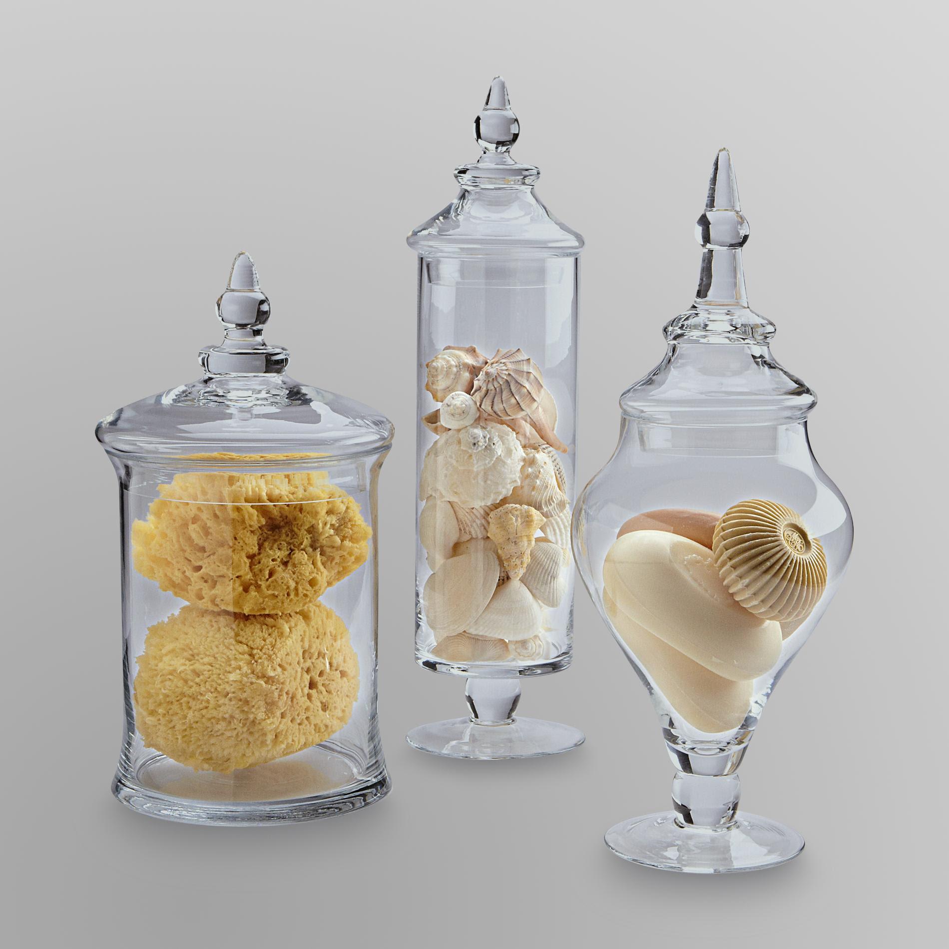 Apothecary Jars Mitee