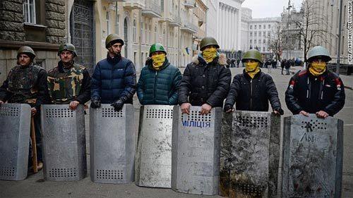 Ukraina; Nga, Mỹ