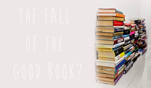 The fall of the good book KH header
