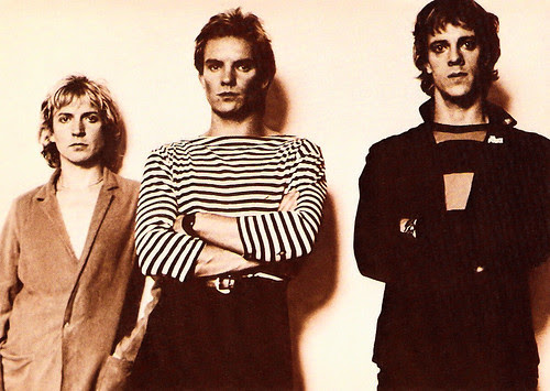 Sting, The Police