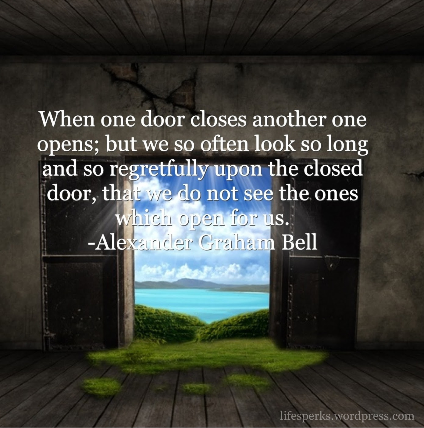 Quotes About Open The Door 378 Quotes