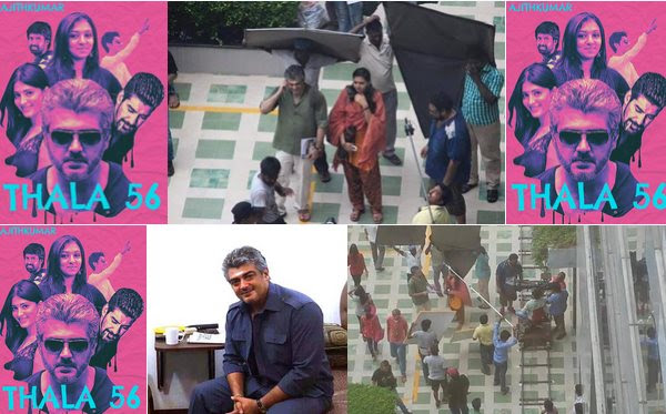 Thala 56 First schedule is complete