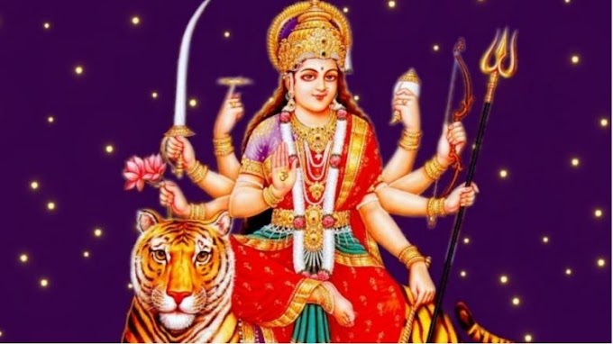 Happy Navratri Image 2019 - Chaitra Navratri start from April 6, 2019