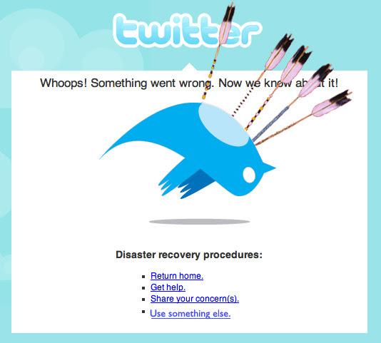 Como não transformar o Twitter em guerrilha de anti-propaganda